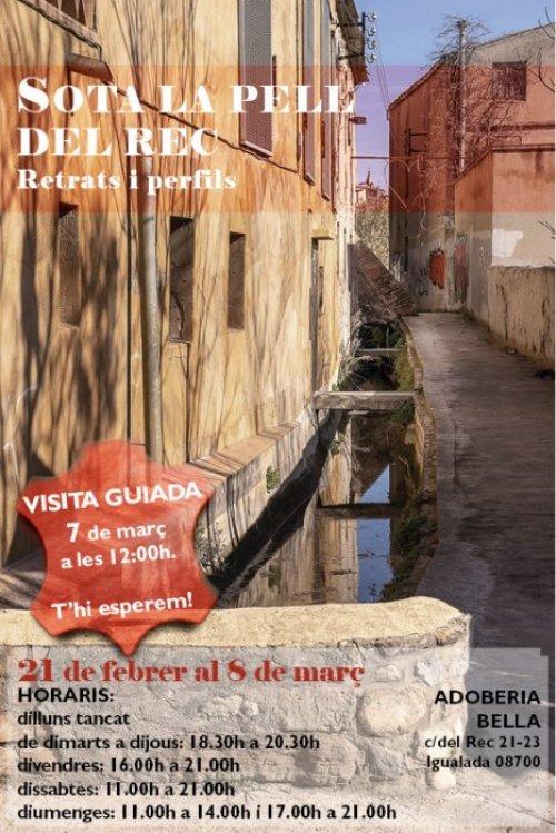 Poster Exposició Sota la pell del REC